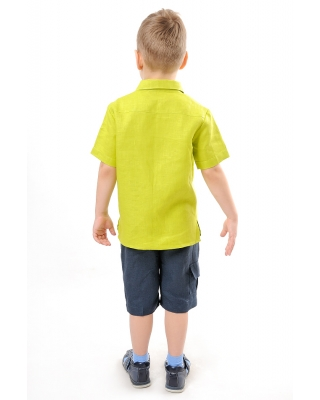 Рубашка для мальчика 002