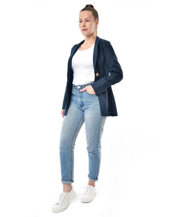 Жакет из льна женский #009