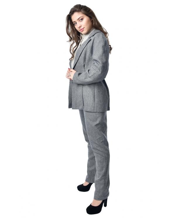 Жакет из льна женский #015