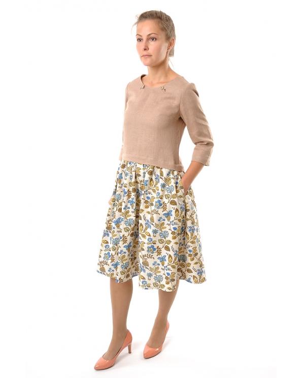 Платье 035