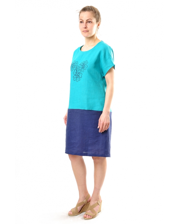 Платье 044
