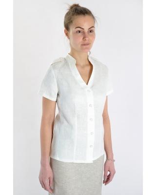 Блузка женская из льна #031