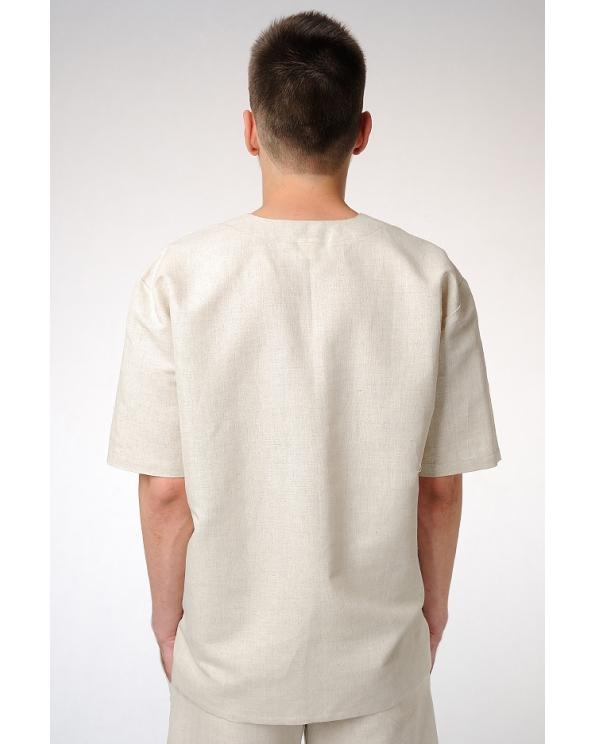 Рубашка мужская спортивная