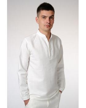 Рубашка мужская #17-12