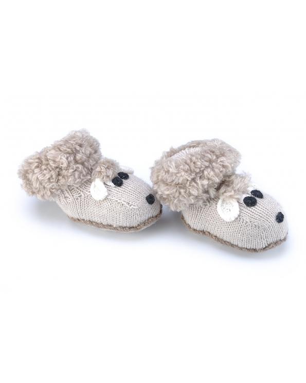 """Пинетки """"Жемчужные овечки"""""""