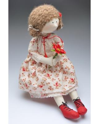 Кукла интерьерная #7