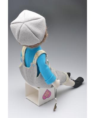 Кукла интерьерная #9