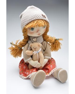 """Кукла интерьерная """"Чердачная"""""""