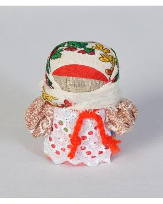"""Кукла """"Зерновушка"""" девочка"""